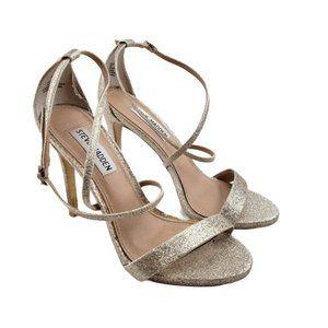 Steve Madden Feliz dress sandal heels womens 6M